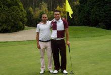 Antonio Hortal y Jaime Aguiar se llevan a Madrid el triunfo en el Dobles
