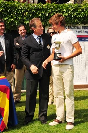 Harang Lee y Javier Elejabeitia triunfan en el Campeonato de España Cadete REALE