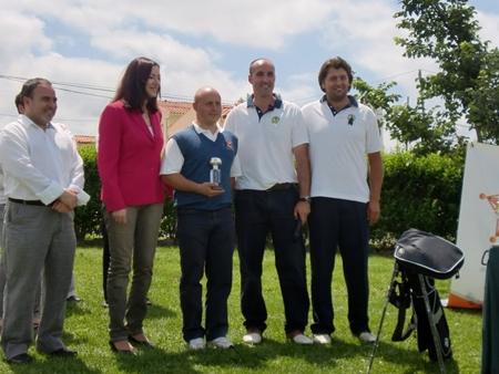Torneo de Golf por Seve y por el Turismo en Las Pizarras