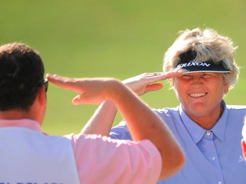 Laura Davies engrandece con su presencia el Tenerife Ladies Match Play