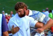 Lucas Glover se impone en el Wells Fargo Championship en el 'play-off'