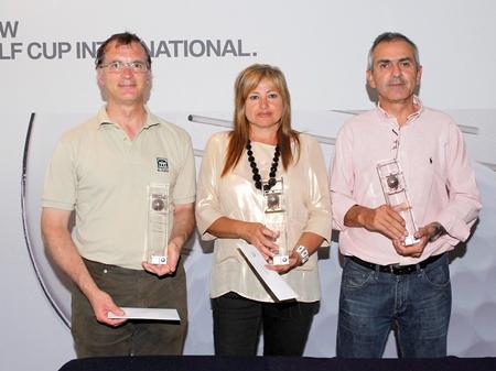 Debut del concesionario Premium Almería en la BMW Golf Cup International