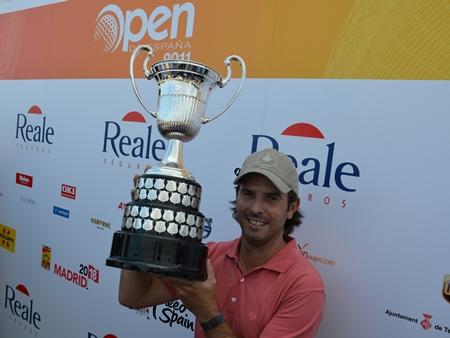 Thomas Aiken gana el Open de España más emotivo de la historia
