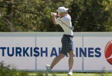 Tres jugadoras lideran en Turquía, Tania Elósegui cae hasta el puesto 21º