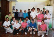 Marta Gago y Pablo Alcántara, triunfadores del Campeonato de Huelva