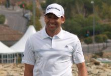 Comienzo brillante de Sergio García en el US Open