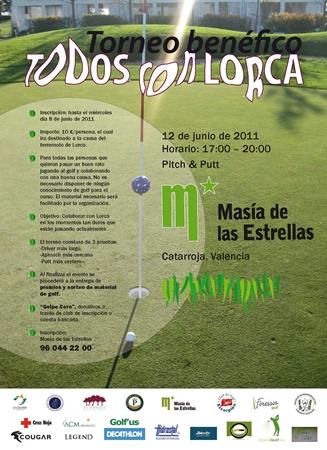 Torneo Benéfico: Todos con Lorca