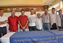 Murray-Carriles, dupla vencedora en el Campeonato Dobles APG de la CV