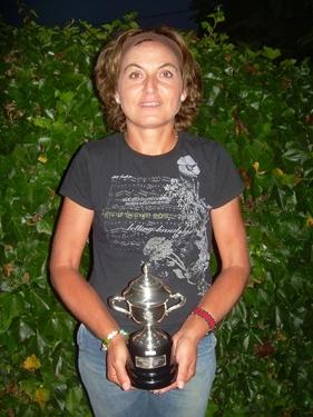 Maribel Llaves, Campeona de España Mayores de 35 años en 2ª Categoría