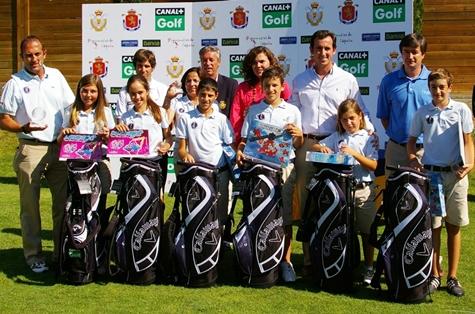 El equipo de la Federación Valenciana gran vencedor del Pequemasters Canal+