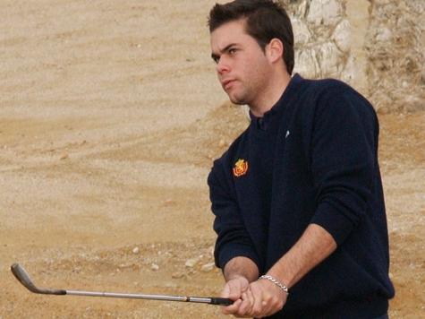 Antonio Hortal ya está en los octavos del British Amateur