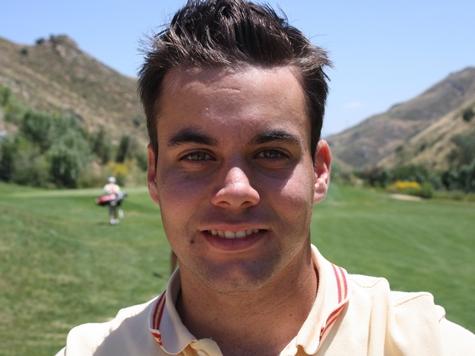 Antonio Hortal busca su pase a semifinales del British Amateur