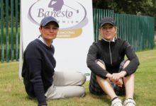 Marina Arruti y Sara Beautell, co-líderes en el Banesto Tour de Lerma