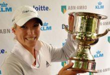 La inglesa Melissa Reid suma su segundo triunfo en Europa