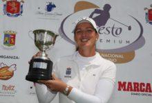Laura Cabanillas suma su tercer título en el Banesto Tour de Lerma