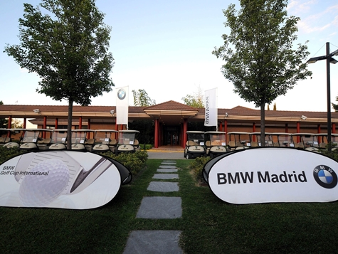 BMW Madrid celebra la undécima prueba de la BMW Golf Cup International