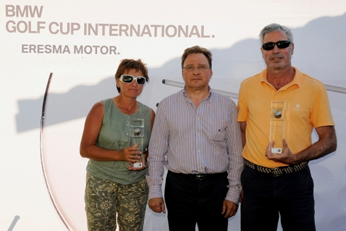 La BMW Golf Cup se rodea de fiesta en Segovia