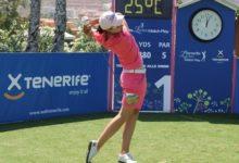 Karen Lunn destaca en el Tenerife Ladies Match Play