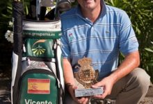Vicente Blázquez estrena su palmarés de esta temporada en Las Matas
