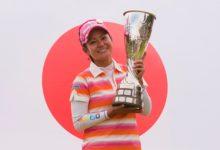 Ai Miyazato vence en el Evian Masters por segunda vez