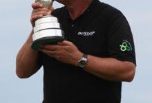 """Darren Clarke gana el Open Championship, """"Es para los niños"""""""