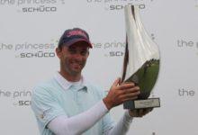 El portugués Ricardo Santos consigue su primera victoria en el Challenge