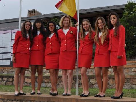 España, medalla de bronce en el Europeo Sub 18 Femenino por Equipos