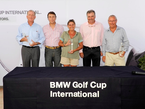 BMW Golf Cup: Torneo Rex Motors en Son Muntaner
