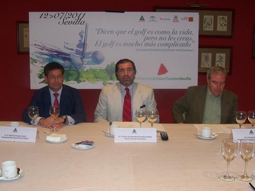 El Real Club de Golf de Sevilla, VII PREMIO Antares Turismo 2011