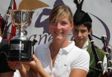 La francesa Ricordeau se impone en el Banesto Tour de Los Balagares Golf