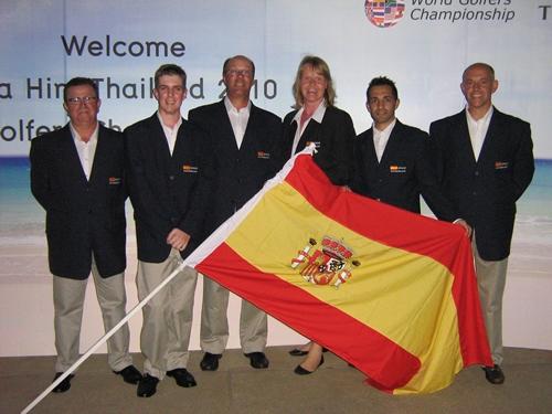 La Fase Nacional del Campeonato del Mundo Amateur se juega en La Cala