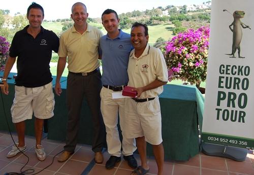 Gecko Pro Tour visita La Cala Resort