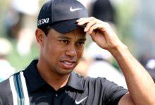 Batacazo de Tiger Woods en la primera ronda del PGA Championship