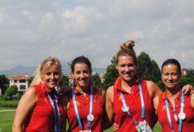 El equipo femenino culmina cuarto su andadura por la Universiada 2011