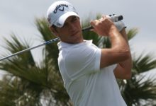 Nick Dougherty ve la luz en el Omega European Masters