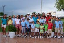 Los jugadores de la CV lideran el Campeonato de España de Pitch & Putt Sub-16