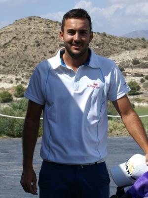 Dani Alonso triunfa en Font del Llop Golf