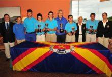 Asturias se proclama campeona del Interterritorial Cadete Maculino 2011