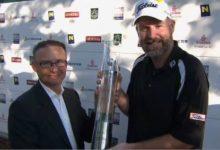 Kenneth Ferrie logra la victoria en el Open de Austria