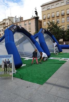 Murcia acoge la próxima cita de 'El Golf en la Calle'