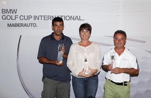 Maberauto cerró la BMW Golf Cup International para el 2011