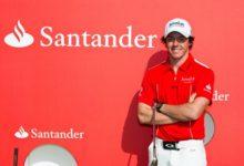 Rory McIlroy ficha por el Banco de Santander