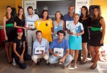 Circuito Sol Meliá, éxito de la prueba en el Real Club de Golf de Sevilla