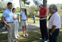 Las jóvenes promesas valencianas en el ProAm del Castelló Masters