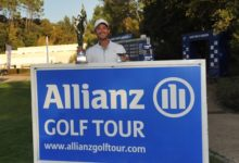 Agus Domingo vence en la Gran Final del Allianz Golf Tour