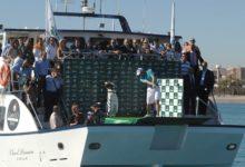 Sergio García da el golpe de honor del Castelló Masters desde un barco