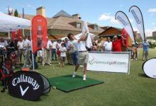 El Festival de Pitch & Putt concita la participación de más de 400 golfistas