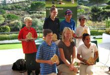 8ª prueba del II Circuito Infantil Costa del Sol en La Cala Golf