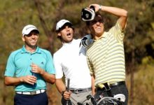 Rafa Nadal, estrella del golf por un día, gana el Pro-Am del Castelló Masters