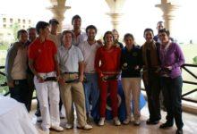Las duplas Puigmoltó/Grau y Martín/Ofrecio, Campeones de Dobles de la Comunidad Valenciana
